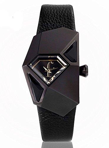fashion-tv-paris-bracelet-femme-marques-horloge-insolite-forme-ergonomique-en-cuir-veritable-diamant