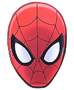 Take a superhero to the party Spiderman Official Marvel Single Card Face Mask