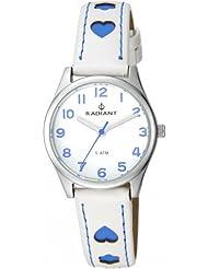 Reloj Radiant RA386603 Niña Piel Blanco Comunión