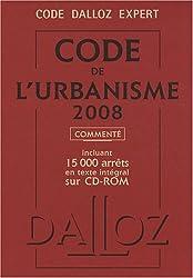 Code de l'urbanisme (1Cédérom)