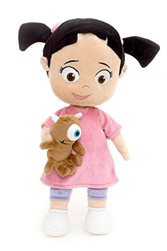 nsters Inc 33cm Boo mit Plüschtier Teddy Soft (Mädchen Aus Monster Inc)