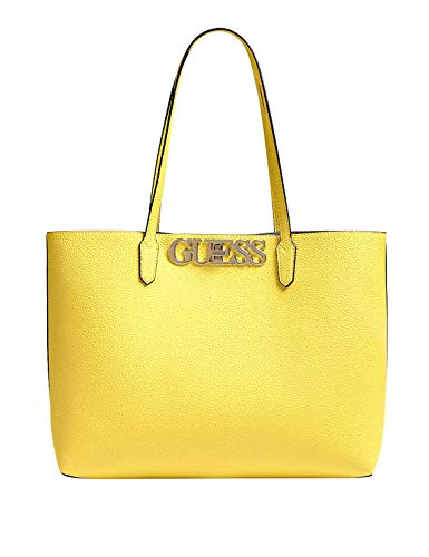 Guess UPTOWN CHIC BARCELONA TOTE LIM LIME