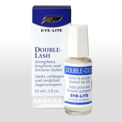 Mavala Double Lash 10 ml Paraben-Free / Nourishing Care for Longer Thicker Eyelashes