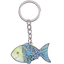 Dein Wunschfisch: Schlüsselanhänger