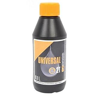 spares2go Universal Mini 2Takt-Öl für McCulloch Kettensägen (100ml) (1Stück)