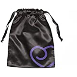 Pochette Lovehoney Sex Toys petit format en satin pour sex toys