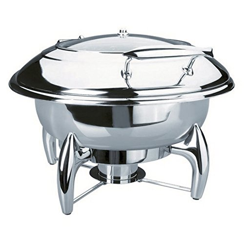 Lacor 69101 Chafing Dish Luxe rund D.37 cms.