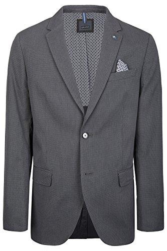 Calamar - Regular Fit - Herren Sakko un der Farbe grau (6099) grey (08)
