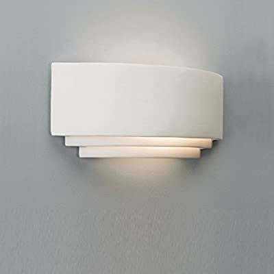 Astro 0423 Amalfi Wall Light Natural Ceramic from Astro