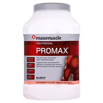Maximuscle Promax 2400g Strawberry
