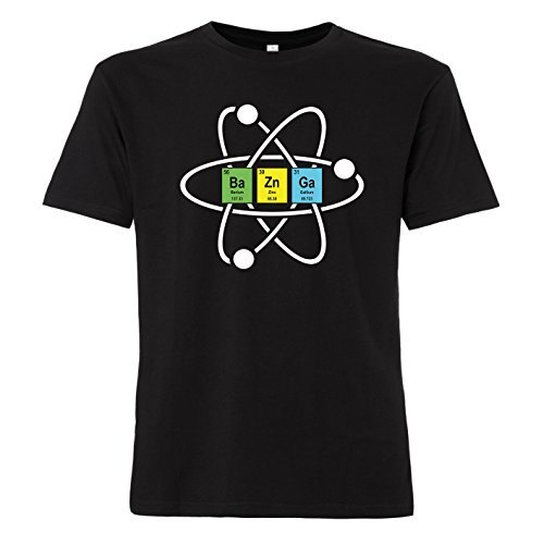 ShirtWorld - BaZnGa - T-Shirt M (T-shirt Bazinga)