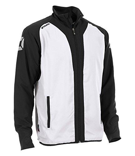 Stanno Riva Micro giacca da donna Black-Bright green Bianco - Bianco