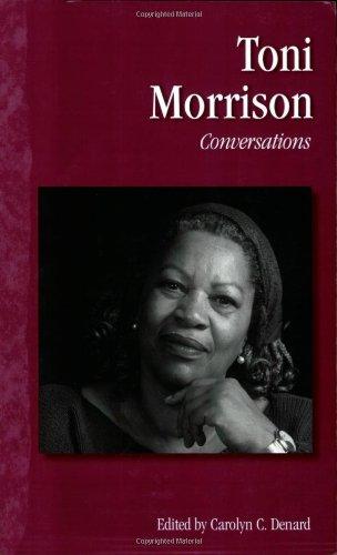 Toni Morrison: Conversations (Literary Conversations Series)