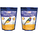 JiMMy Food For Finch - 900 Gm Pack Of 2 - Total 1800 Gm- Bird Food