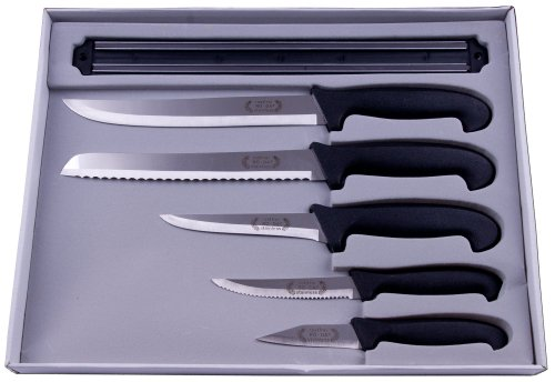 Küchenmesserset mit magnetleiste Ro-Da