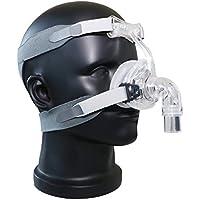 BMC NM2Nasal Maske Sauerstoff Ventilator Schnittstelle mit Kopfbedeckung für Schlaf Schnarchen Home Therapie preisvergleich bei billige-tabletten.eu