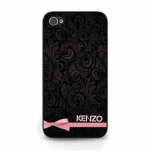 Kenzo hülle Cover,Luxury Kenzo Schutzhüllehülle For iPhone 4/iPhone 4S ,Kenzo Pattern Schutzhüllehülle (Michael Kors Iphone 4 Case)