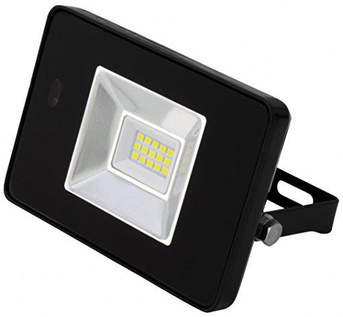 Proyector foco LED con detector de movimiento integrado y control remoto, reflector...