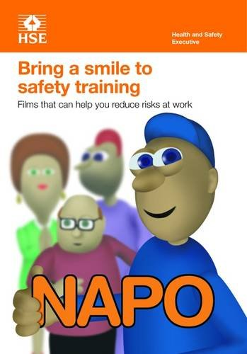 Bring a smile to safety training: Films that can help you reduce risks at work.(DVD)