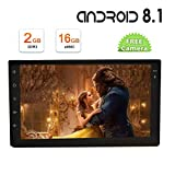 EINCAR 7 Zoll gro?en Multi-Touch Screen Android 8.1 Oreo OS Multimedia Player Auto Stereo 2GB RAM WiFi 3G 4G Schirm-Spiegel GPS-Navigation OBD2 Bluetooth 4.0 1080P HD Video USB-TF mit R¨¹ckfahrkamera