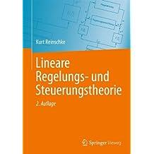 Lineare Regelungs- und Steuerungstheorie
