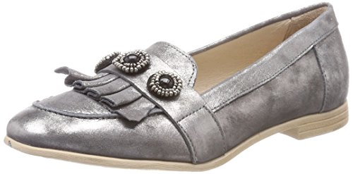 Mjus Damen 716114-0101-6488 Slipper, Grau (Mouse), 39 EU