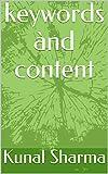 keywords ànd content (English Edition)