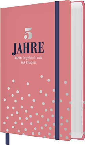 5 Jahre: Mein Tagebuch mit 365 Fragen