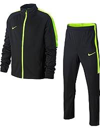 Nike y NK DRY Acdmy TRK K Chándal, Hombre, Negro (Black / Black / Electric Green), S