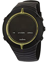 Suunto Outdoor Sportinstrument Core, black yellow, SS016932000