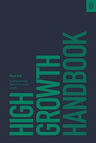 High Growth Handbook (English Edition)