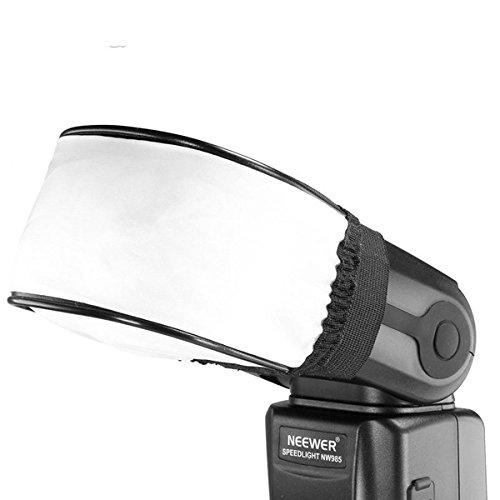 MYAMIA Flash di Rimbalzo Diffusore Fotocamera Scatola Morbida Copertura per Canon Sony Metz Nikon Sigma Olympus Sunpak Vivitar