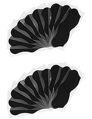 MagiDeal 20pcs Peel Off Nettoyage Profond Pores Blackhead Points Noir Nose Nez Strips Acne Remover pour Femmes et Hommes
