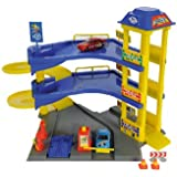 Dickie - Playset para coches de juguete (Dickie-Spielzeug 203608351)