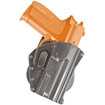 étui de pistolet Light Fobus Paddle Hand Gun Holster Model SG-09. Fits to: CZ CZ99 Zastava, Sig/Sauer Sig Pro SP2009, 2022. Tactical Hard Polymer