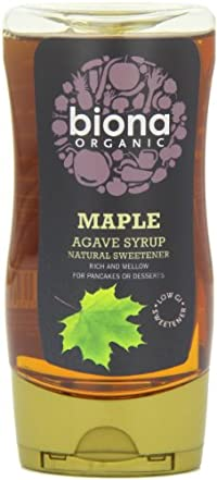 Biona Organic - Agave Syrup - Maple - 350g