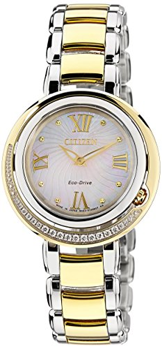 Citizen Damas Citizen Eco-Drive Reloj EX1124-52D