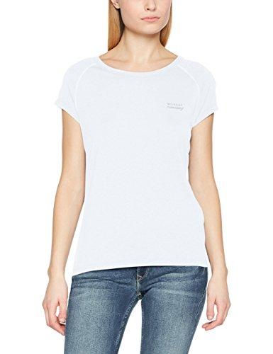 BOSS Casual Damen T-Shirt Teeday Weiß (White 100)