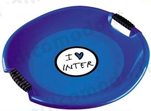 Inter snow disc bob slitta disco gommone neve snowboard tavola slittino