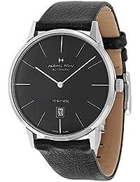 Hamilton Intra-Matic Negro Reloj H38755731