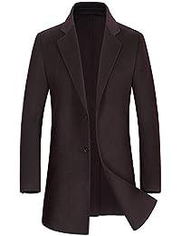 42cb9a684b9c Männer Herbst Und Winter Doppelseitige Es Wollmantel Gentleman Business  Reine Hand Langen Abschnitt Woolen Jacke