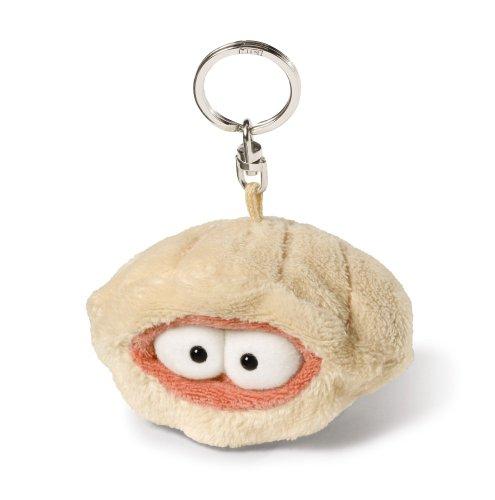 , 10 cm Bean Bag, Schlüsselanhänger (Muschel-geldbörse)