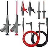 Beha-Amprobe 370001 Sicherheits-Messleitungs-Set [ - ] Rot, Schwarz