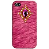 DS.Styles Palazzo 3D Coque pour iPhone 4/4S Rose