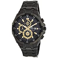 Casio Edifice Stopwatch Chronograph Multi-Colour Dial Men's Watch - EFR-539BK-1AVUDF (EX187)