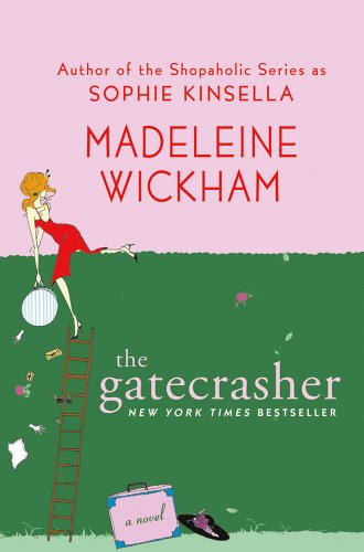Book cover for The Gatecrasher