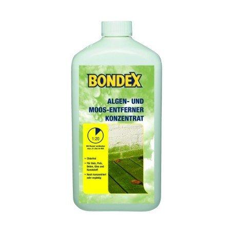 Bondex Einsetzbar auf: Holz, Beton, Putz, Glas und Keramik