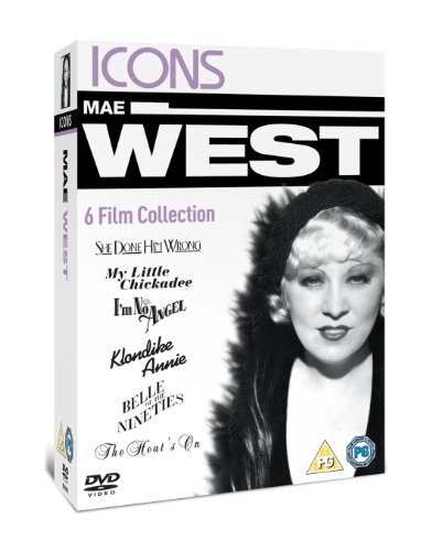 mae-west-she-done-him-wrong-belle-of-the-nineties-im-no-angel-klondike-annie-my-little-chickadee-