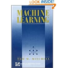 MACHINE LEARNING (Int'l Ed) (Mcgraw-Hill International Edit)