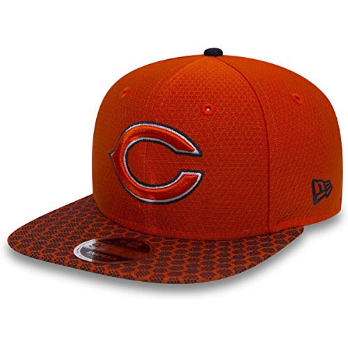New Era Snapback Cap - NFL 2017 SIDELINE Chicago Bears - S/M -